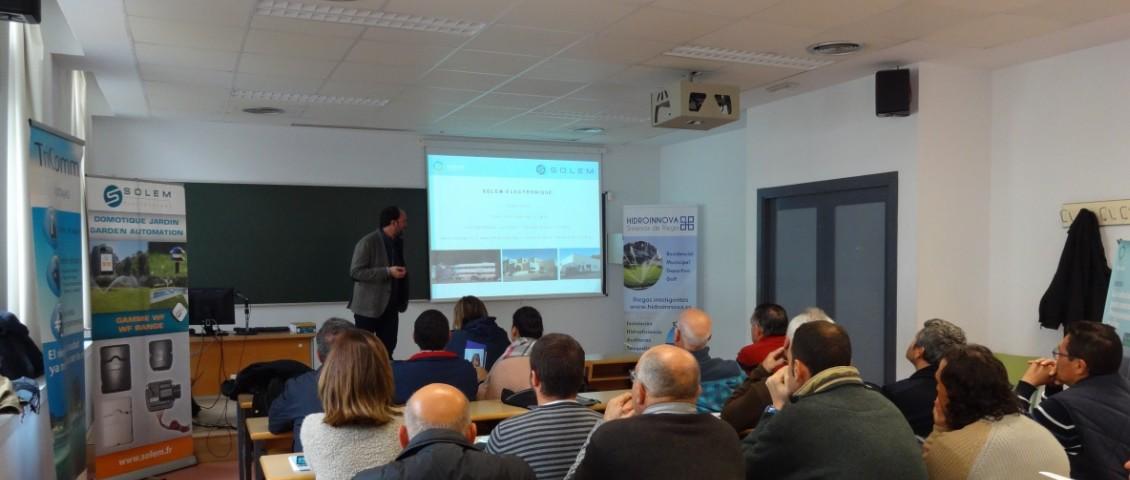 Jornada Automatismos y Telegestión (Sevilla)