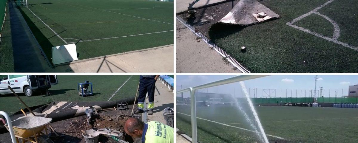Campo de Fútbol Eleuterio Olmo (Pozoblanco, Córdoba)