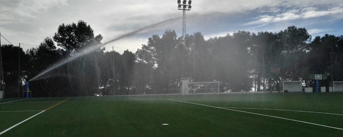 Campo de Fútbol de Mijas (Málaga)