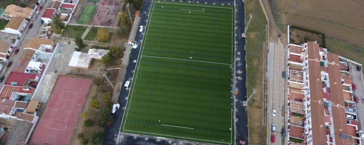 Campo de Fútbol de Beas (Huelva)