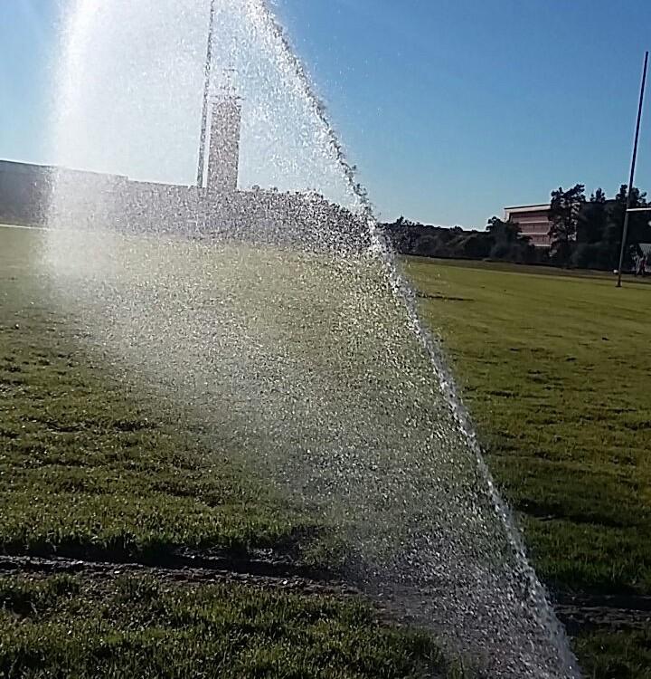 Campo de Rugby Universidad Pablo de Olavide (Sevilla)