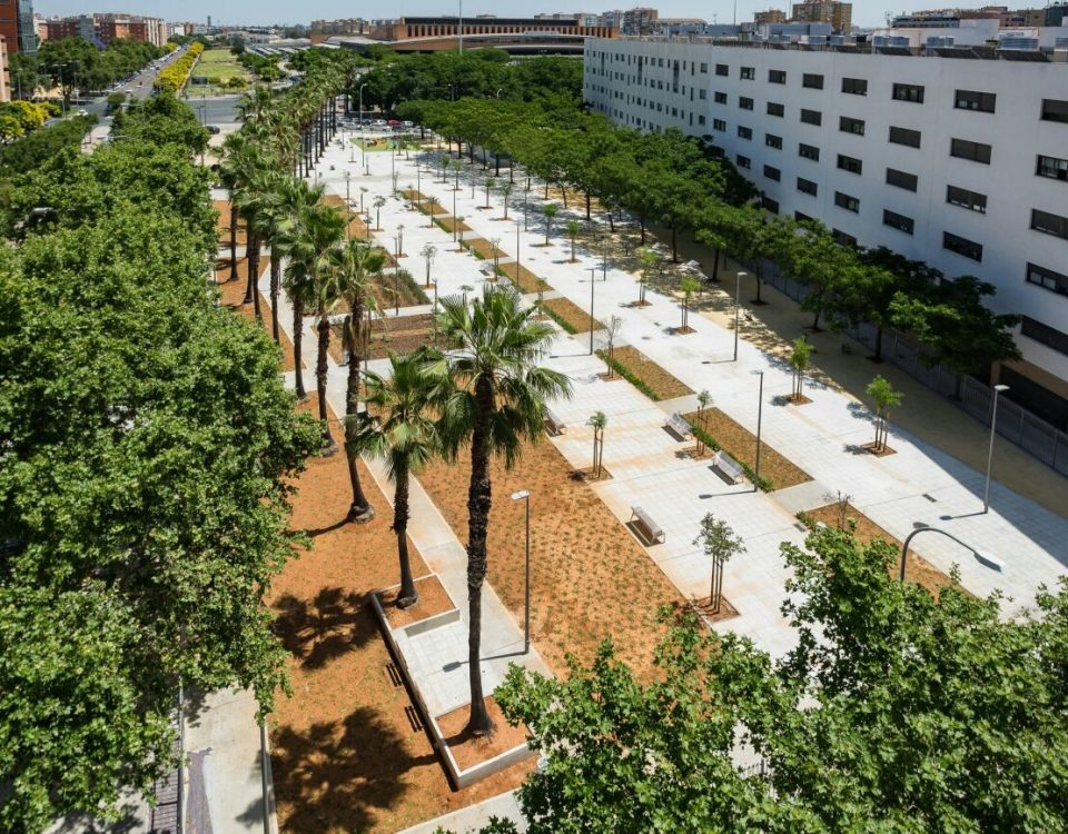 Calle Juan Antonio Cavestany (Sevilla)