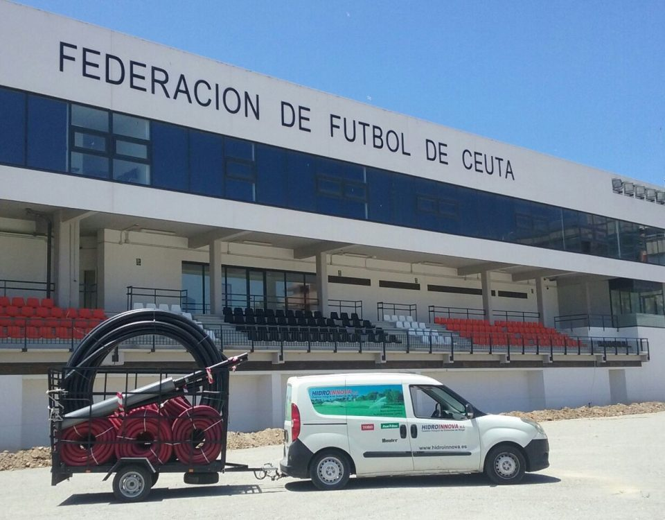 Campo de Fútbol de Ceuta