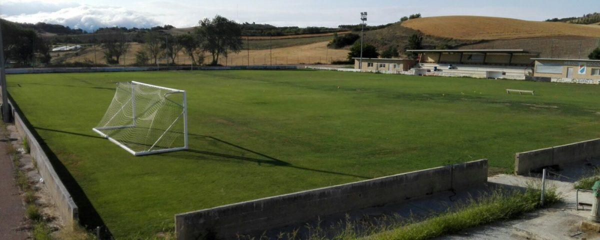 Campo de Fútbol de Oteiza (Navarra)