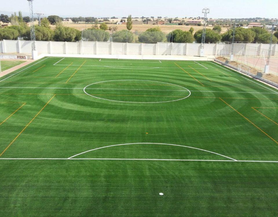 Campo de Fútbol Navalvillar de Pela (Badajoz)