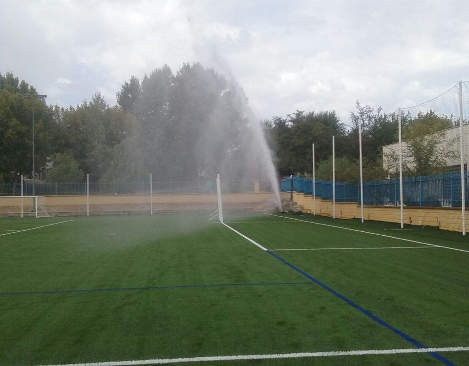 Campo de Fútbol Andújar (Jaén)